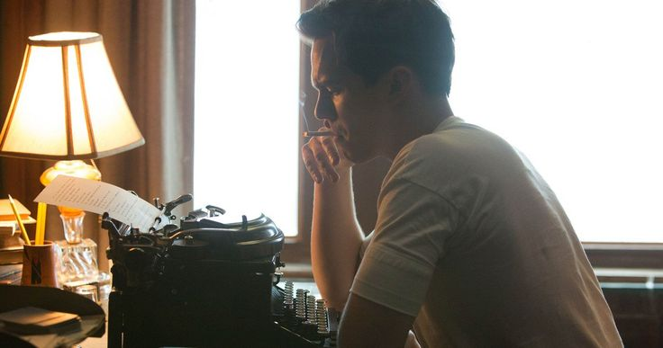 Rebel in the Rye Trailer Worships at the Alter of J.D. Salinger -- Legendary and mysterious author J.D. Salinger gets the biopic he deserves in the latest trailer for Rebel in the Rye. -- http://movieweb.com/rebel-in-the-rye-movie-trailer/