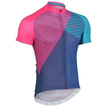 dhb Blok Short Sleeve Jersey - Prism