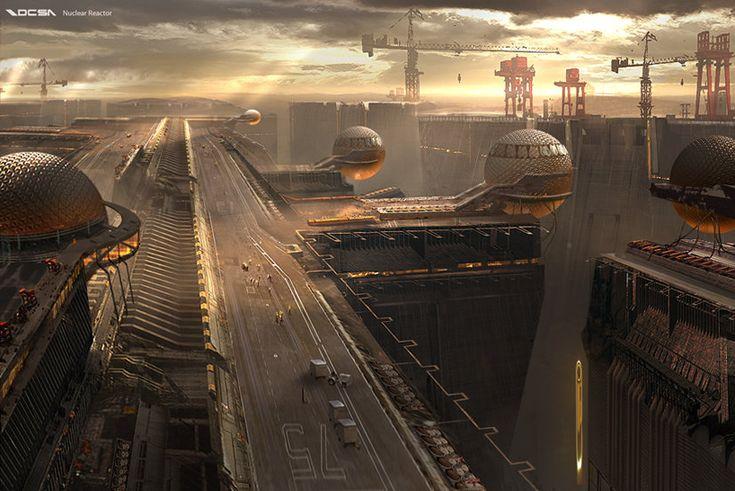 conceptroot - Jung Park: Titanfall 2, Guildwars Concept Artist