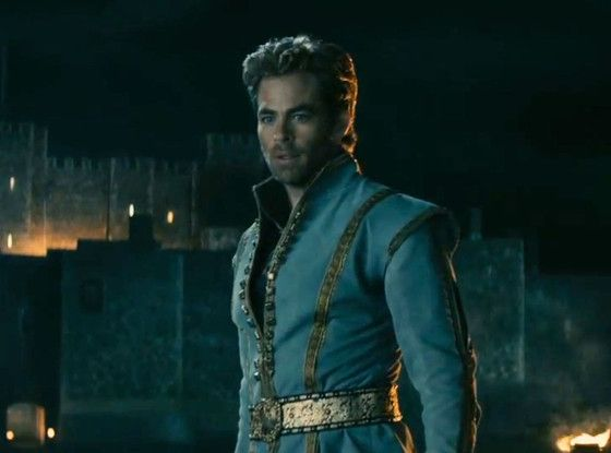 Into the Woods (2014) costume movie review