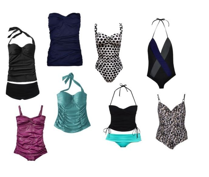 how to buy a swimsuit for your body type