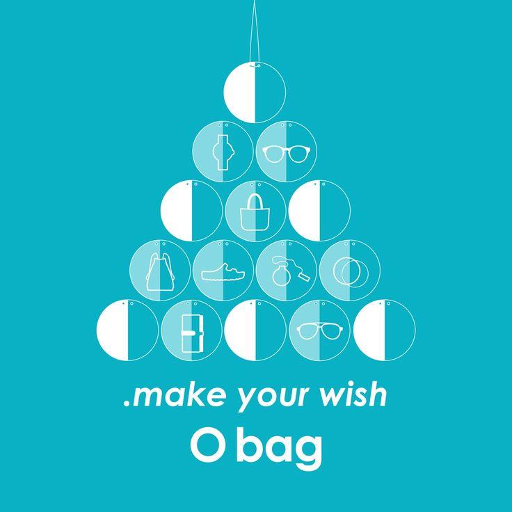 .make your wish #obag