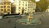 Rome - Barberini Square