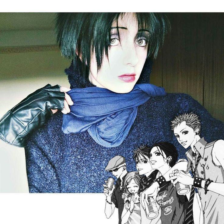Since a lot time ago I wanted to cosplay Nana Osaki she is great  a friend of mine recomendded me to watch an anime called Nana. At the beginning it was quite boring but now It's becoming more and more interesting. I'm satisfiedbutIneed to improve this cosplay  . . [#nanaosaki#nana#singer#blackstones#Yasushitakagi#nanakomatsu#rocker#rockstar#7#anime#manga#animecosplay#nanacosplay#blackstones#renhonjo#ren#japan#otaku#cosplay#cosplayer#cosplayworld#osaki#nanaxnana#nanaxren#punkgirl#rockgirl]