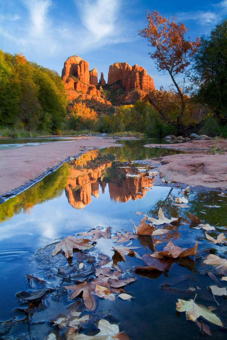 42 Best Images About Oak Creek Water Ways On Pinterest Arizona Winter Photos And In The Fall