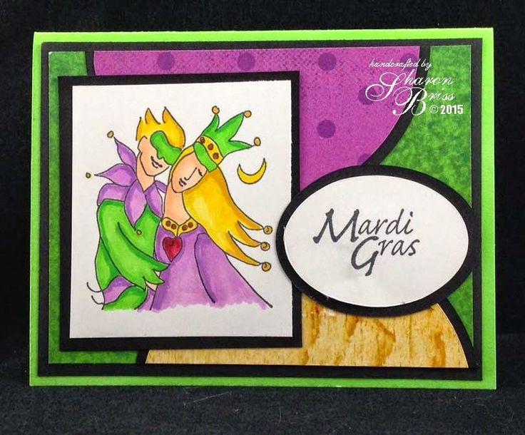 In Love for Mardi Gras