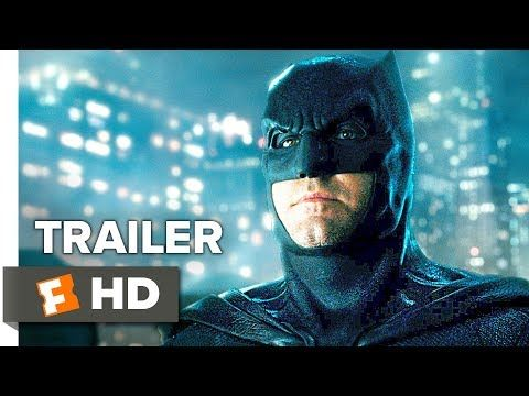 Justice League Comic-Con Trailer (2017) | Movieclips Trailers - YouTube