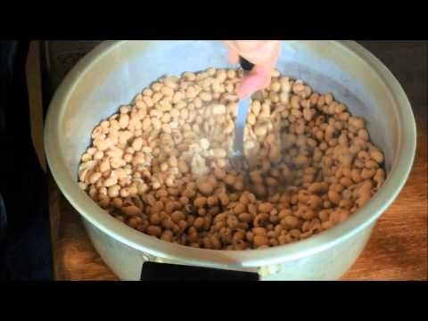 How to make miso paste at home - YouTube