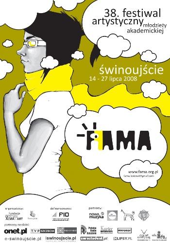 Fama Festival - Świnoujście, Poland - Agata Dębicka 2008   http://pinterest.com/agde/