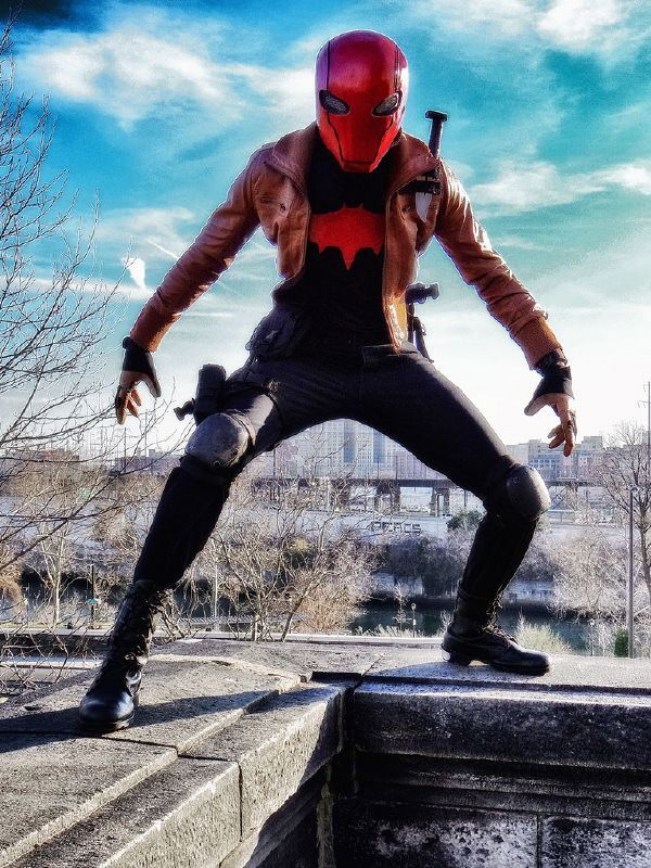 female red hood cosplay | Cosplay: Red Hood
