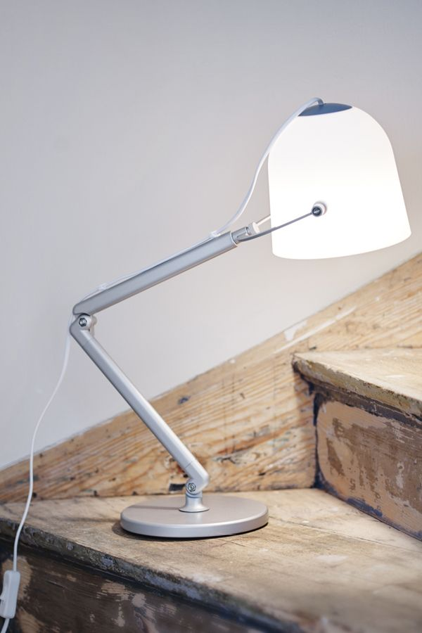 Brighten Up Your Home Office Or Workspace With The IKEA SVIRVEL Work Lamp!  The Adjustable