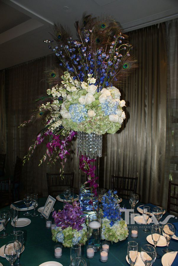 wedding decorations and favors best 25 peacock wedding flowers ideas on 9079