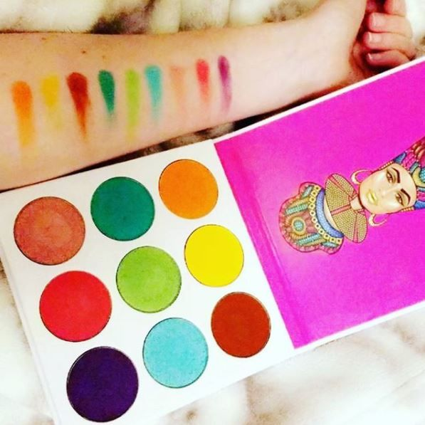 Welcome back for another installment in my Juvia's Place Eyeshadow Palette Series! I am LOVING doing this series so far & I really hope you are too! This is our second episode - the first was of the original Nubian Palette. As you all know, Juvia's Place is my favorite eyeshadow formula of ALL TIME! I cannot say enough good things. If you don't have any palettes from them, you NEED TO!