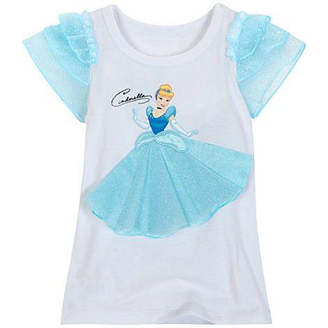 Cinderella Tutu Top