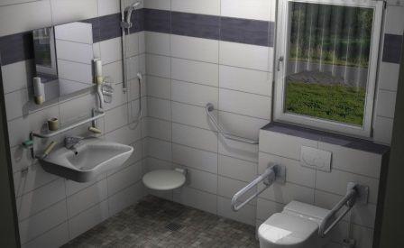 Planung Fa R Ein Behindertengerechtes Bad Behindertengerechtes Bad Barrierefrei Bad Barrierefreie Duschen