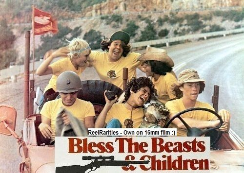 Bless The Beasts & Children (1971/Own) Absolutely LOVE, LOVE, LOVE this film! The entire cast is great, best is Bill Mumy... Lost in Space was our favorite 60's show as kids and so was cool seeing our Will Robinson in a teen-age role. Neatest of all is the movie was filmed here in Az up in Prescott and the road the jeep in picture is on is the very same one we pull our Airstream back & fourth on from Phoenix every time we head up to Prescott to escape the heat :)