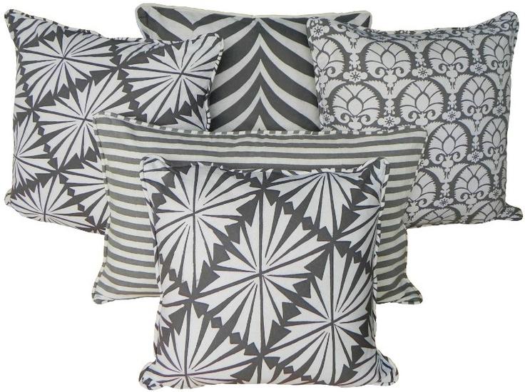 Castle Grey Pillows: Pillows Covers, Design Fabrics, Rally Castles, Katherine Rally, Castles Grey, Graykatherin Rally, Pillows Talk, Castles Graykatherin, Grey Pillows