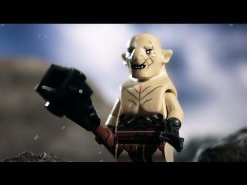 Azog's Attack Plans Detailed in New Lego The Hobbit Short | Entertainment Buddha