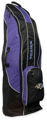 NFL Baltimore Ravens Golf Travel Bag