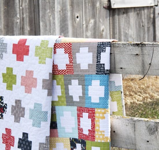Plus quilt and inside out by cluck cluck sew
