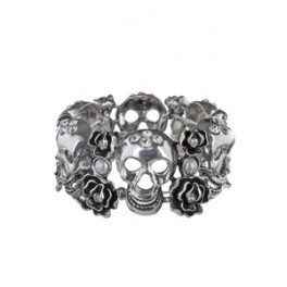 Skull Bracelet from Lotta Design of Sweden