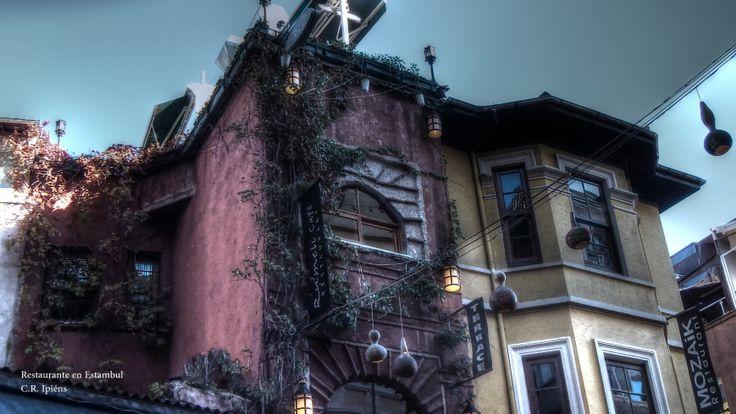 "Restaurantes o ""lokantalar"" en Estambul"