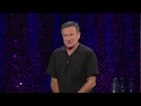 Robin Williams on the Vatican and homosexuality - YouTube