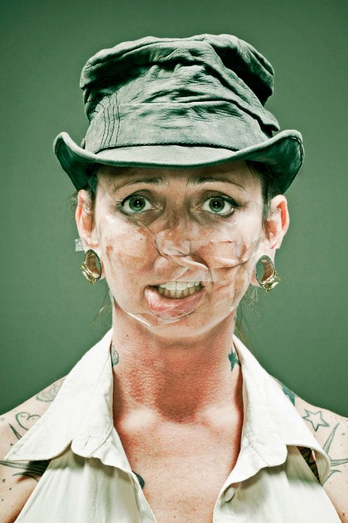 Scotch Tape Portraits Are Hilariously Amazing - BuzzFeed Mobile