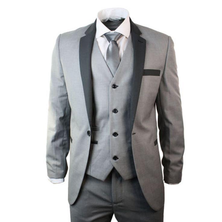 17 Best Ideas About Light Grey Suits On Pinterest