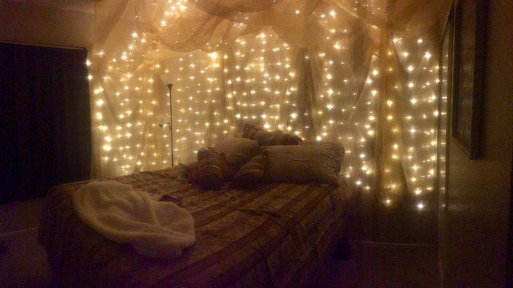 17 best images about getting crafty on pinterest for Room decor with fairy lights
