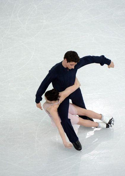 Tessa Virtue and Scott Moir - Free Dance - Sochi 2014