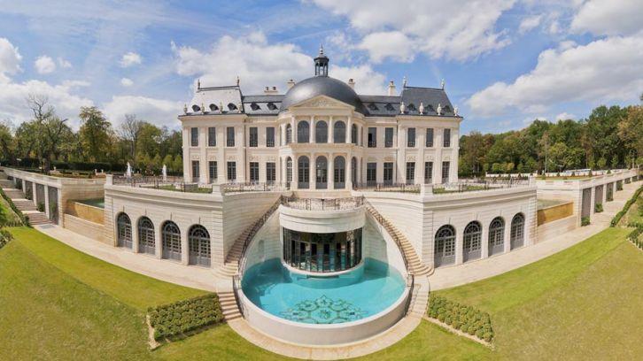 Venduto lo Château Louis XIV, la dimora più sfarzosa (e costosa) al mondo (1)