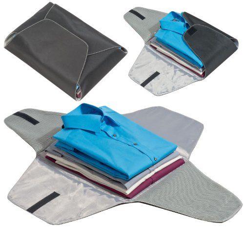 Hemden Tasche ordentliche und knitterfreie Hemden auch auf Reisen :: ztyle – Außergewöhnliche Geschenk-Ideen und Gadgets