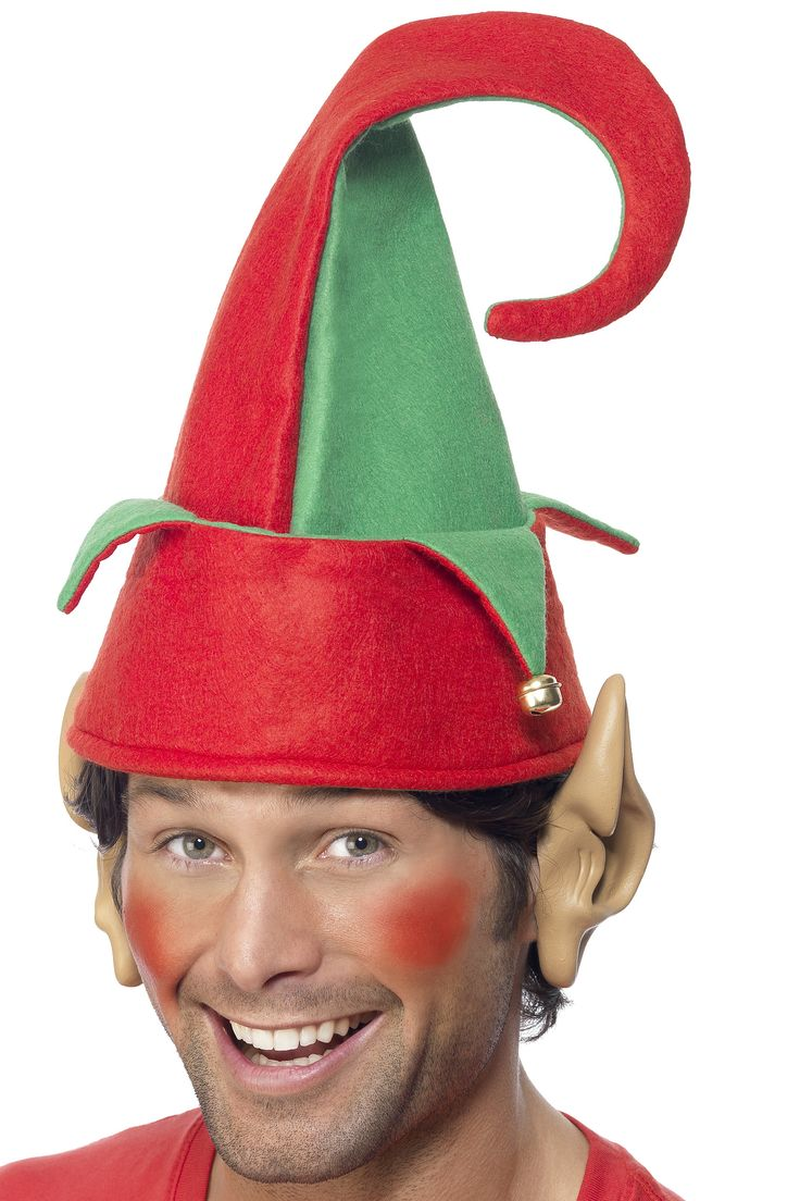 Christmas Elf hat for adults