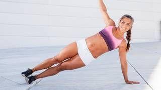 Tren hele kroppen på bare 20 minutter. Effektive og tøffe øvelser som dekker alle muskelgrupper.