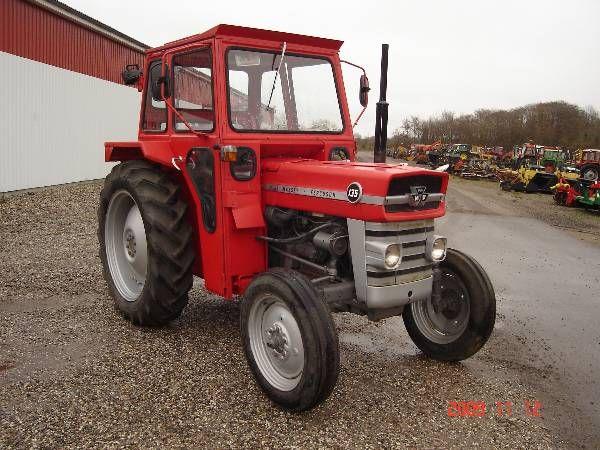 Brukt Massey Ferguson Traktor 135- MachExpo.com