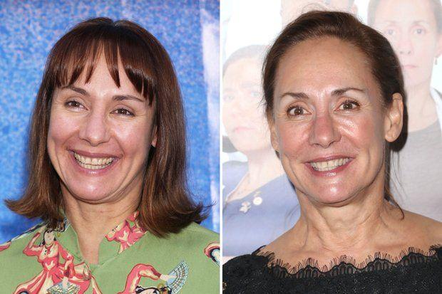 """Darsteller damals und heute: Laurie Metcalf - """"Jackie Harris"""" Laurie Metcalf spielt """"Roseannes"""" kleine Schwester, die stetig mit ihr konkurriert und immer das Gefühl hat den Kürzeren zu ziehen. Im wahren Leben ist Metcalf aber sehr erfolgreich, sie kann auf eine 36jährige Laufbahn im Film- und Fernsehgeschäft zurückblicken und ihr Gesicht taucht immer wieder auf dem Bildschirm auf. Sie arbeitet auch als Synchronsprecherin, zuletzt für den Film """"Toy Story 3""""."""