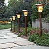 Ways to add Curb Appeal: Install outdoor lighting. Low-voltage landscape lighting makes a huge impact on your home's curb appeal while also providing safety and security. Fixtures can add accent lighting to trees or the house or can illuminate a walking path.