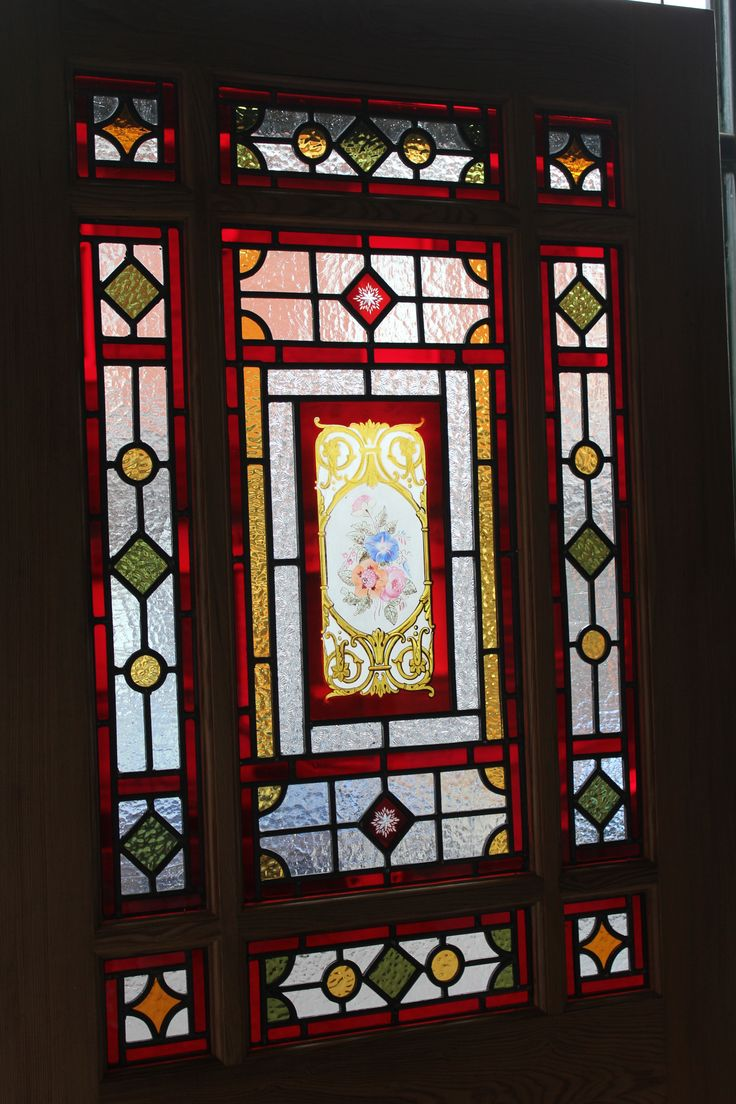 Pitch Pine And Oak Period Interior Panels Doors And Stained Glass Doors Pinterest