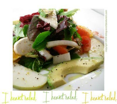 I Heart Salad List: Top Five Salad Dressing Brands