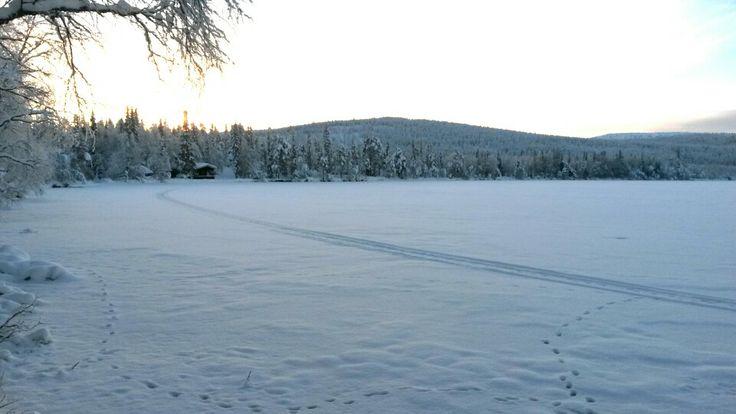 #Muonio #särkijärvi #FinnishLapland