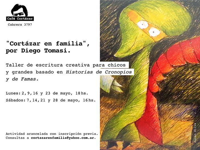 Taller de escritura creativa | LITERARIAS | Por Gabriela Mariel Arias