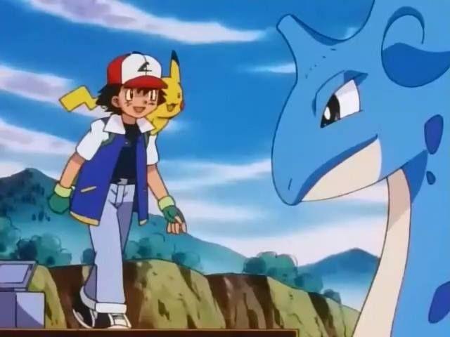 Pokemon Temporada5 Capitulo48 LAPRAS DE LUJO #pokemon #toys #fun #love