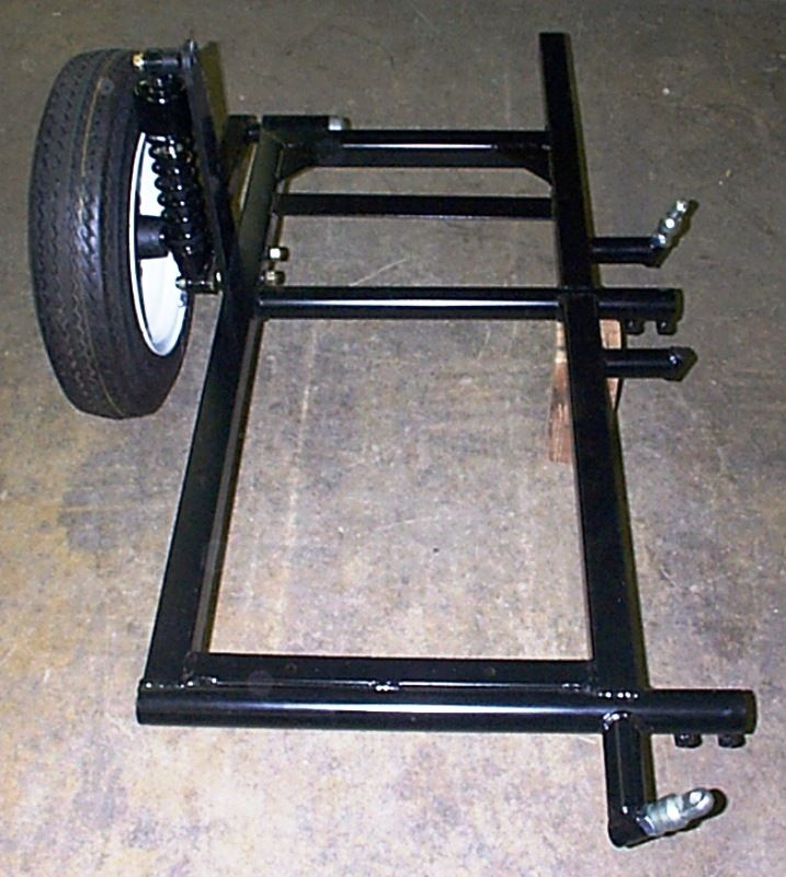 Sidecar frame for about $1300.