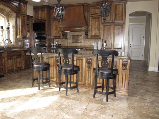 Projects Plenty: Kitchen Island Stools (u0026 New Leopard Print Chair?)