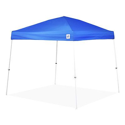 Other Tents and Canopies 179019: E-Z Up Vs2912bl 12 X 12-Foot Vista Pop-Up Instant Canopy, Royal Blue White -> BUY IT NOW ONLY: $165 on eBay!