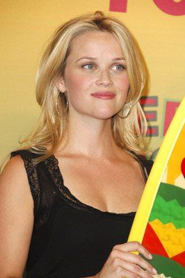 Blonde, gray eyes. Heroine... Trinity Book 1 (Reese Witherspoon #imdb)