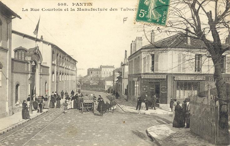Hotel Rue Des Sept Arpents Pantin