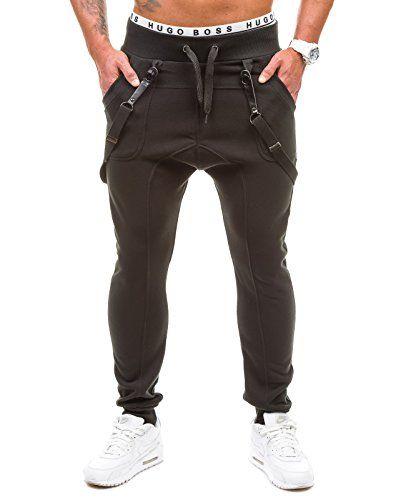BBG 1106 Negro M [6F6] Hombre Muy Cómodo Pantalones Con Bolsillos Jogging y Tiempo Libre BOLF https://www.amazon.es/dp/B019OUYYVW/ref=cm_sw_r_pi_dp_CS-fxbQEYWDDQ