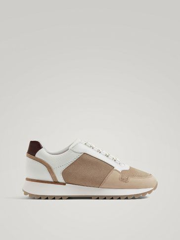 best sneakers b5c3f a5626 Zapatos de mujer   Massimo Dutti Colección Otoño Invierno 2018